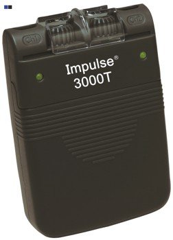 TENS Unit Impulse 3000T Dual Channel with Timer FAKIM3T- 1 Each