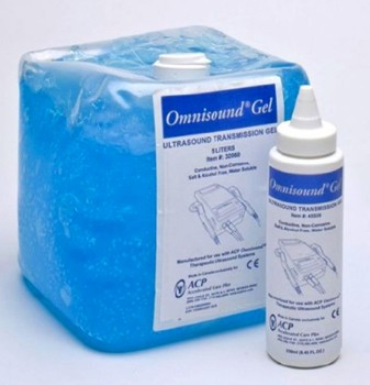 Ultrasound Gel Omnisound 5 Liter Transmission Accelerated 32060- 1 Ea