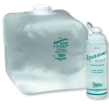 Aquasonic Clear Ultrasound Gel 5 LTR with Dispenser Parker 0350- 1 Ea