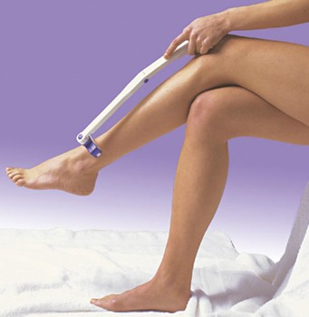 Roll Easy Lotion Applicator 2 Massage Rollers Maddak 741330050- 1 Each