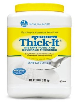 Food Thickener Thick-It 36 Oz Unflavored Kent Precision J585- 1 Each