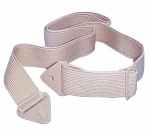 Ostomy Belt Securi-T USA Adjustble 26-49 Inch Genairex 7126049- 1 Each
