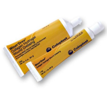WounDres Gel Collagen Wound Hydrogel 3oz Coloplast 7690- 1 Each