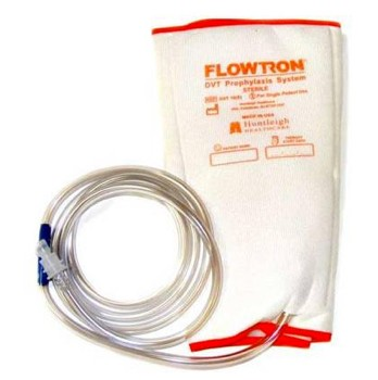 Garment for Flowtron Excel AC550 DVT System Regular Calf DVT10- 1 Pair