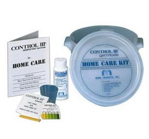 Control III CPAP Mask Respiratory Home Care Kit Maril HCK804- Case/4