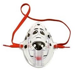Nebulizer Mask Spotz the Dog Pediatric Drive Medical MQ0046- 1 Each