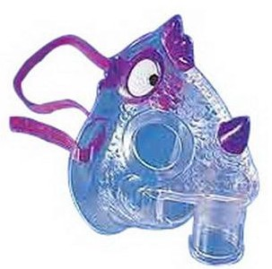 Nebulizer Mask Nic the Dragon Pediatric Drive Medical MQ0047- 1 Each