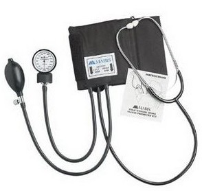 Omron Blood Pressure Kit Self-Taking 9 to 13 Inch Cuff 0104- 1 Each