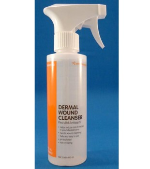 Dermal Wound Cleanser 8 oz Smith Nephew 59449200- 1 Each