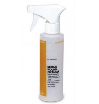 Cleanser Dermal Wound 16oz Spray Smith Nephew 449000- 1 Each