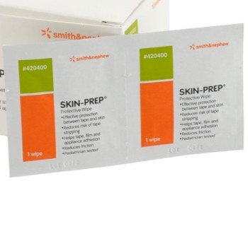 Prep Wipes Skin-Prep Protective Barrier Smith Nephew 420400- 1 Each