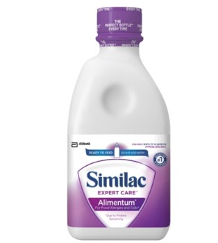 Infant Formula Similac Alimentum Unflavored 32oz Ross 57512- 1 Each