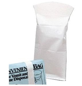 Bag Vomit and Urine Disposal 650mL Connie Safety ASA80634- Pack/12