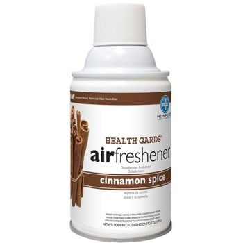 Health Gards Air Freshener Liquid Cinnamon Spice 7oz Can 07906- CS/12