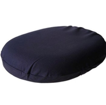 Softeze Comfort Ring Cushion with Navy Cover 16 Inch IR7016NV- 1 Each