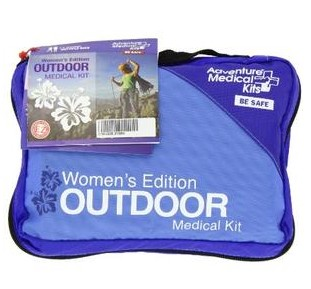 Mountain Series Outdoor Medical Kit Womens Edition TEN01000230- 1 Each