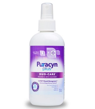 Wound Cleanser Puracyn Plus Duo Care 4oz Pump Innovacyn 6008- 1 Each