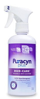 Wound Cleanser Puracyn Plus Duo Care 8oz Pump Innovacyn 6002- 1 Each