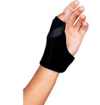 Leader Thumb Spica Support Large/X-Large Black Scott 4915179- 1 Each