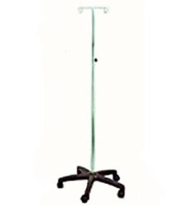 PMI IV Pole 4 Prong with 5-Leg Casters and Knob Lock 2135- Case/2