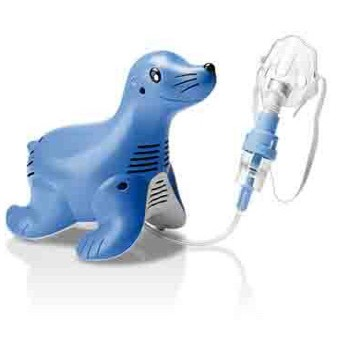 Sami the Seal Compressor Nebulizer with Pediatric Mask 1082456- 1 Each