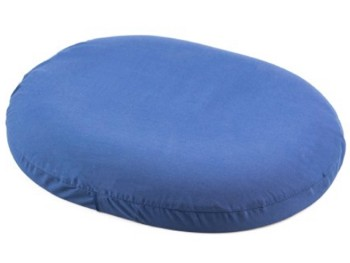 Donut Foam Cushion 16 Inch with Navy Cover McKesson 17050002- 1 Each