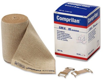 Comprilan Compression Bandage 1.6 Inch x 5.5 Yards BSN 77187- 1 Each