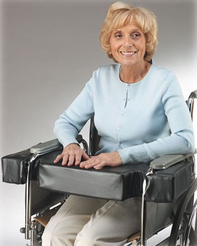 Skil-Care Laptop Cushion 18 Inch Half-Arm Wheelchairs 307044- 1 Each