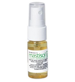Mastisol Liquid Adhesive 15mL Spray Bottle Ferndale 052316- 1 Each