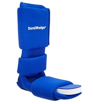 Night Splint Dorsiwedge Small Size Blue Foam Splint 7981403- 1 Each