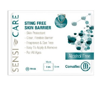 Sensi-Care Skin Barrier Wipe Sting-Free Unscented 413501- 1 Each