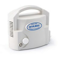 Pulmo-Aide Compact Compressor Nebulizer Drive DeVilbiss 3655D- 1 Each
