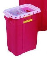BD 9 Gallon Extra Large Sharps Collector BD305615- Case of 8