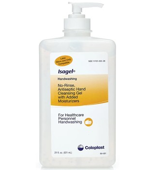 Isagel Alcohol Gel Rinse-Free Hand Sanitizer 21 Ounce 1645- 1 Each