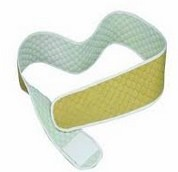 Restraint Heelbo WheelChair Safety Belt 5 x 74 Inch 12129- 1 Each
