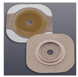 Flextend Extnd Wear Skin Barrier with Tape 2.75in Flange 14604- Box/5