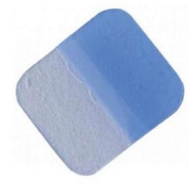 BioMed Disposable Electrodes 2.5x2.5 Inch EDRC25260- Pack of 20
