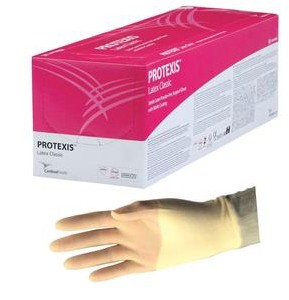 Latex Surgical Glove Protexis Size 8.0 Sterile 2D72N80X- Box/50 Pairs