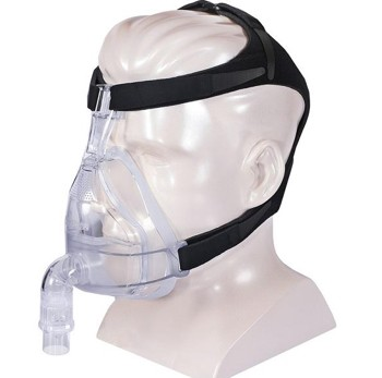 FlexiFit 431 Full Face CPAP Mask FitPack with Headgear HC431- 1 Each