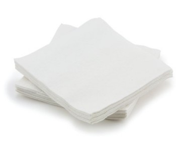 Washcloths 13x13 Inch Disposable Towels McKesson 18950754- Case/800