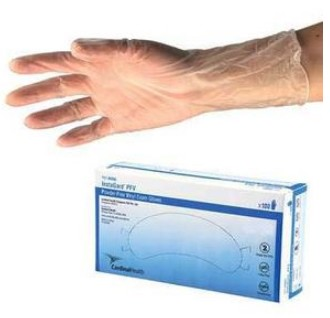 Case Instagard Vinyl Gloves Clear Large Dinp Free 8888dotp