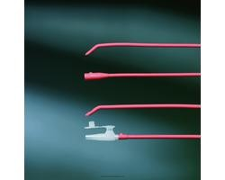 Bronchial Suction Latex Rubber Catheter
