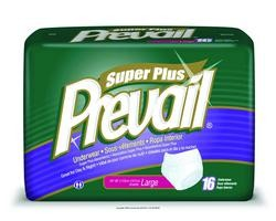 Prevail Protective Underwear - Extra and Super Plus Absorbency